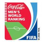 Россия осталась на 38-м месте в рейтинге сборных ФИФА