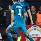 «Зенит», уступая к 76-й минуте 0:3, вырвал победу у «Маккаби»