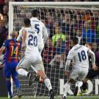 «Реал» добыл ничью в гостях у «Барселоны»