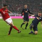 «Бавария» обыграла «РБ Лейпциг» и ушла на перерыв чемпионом