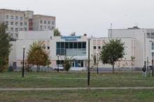 Плавательный бассейн администрации приволжского района
