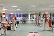 Тренажерный зал «Планета фитнес» на Амирхана