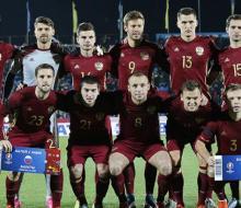 Слуцкий потерпел первое поражение у руля сборной России
