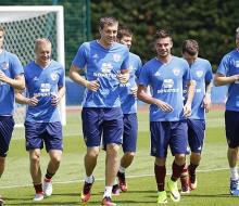 Слуцкий надеется, что Россия на Евро покажет запоминающийся футбол