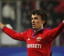 ЦСКА пока не объявит о причинах дисквалификации Еременко от УЕФА