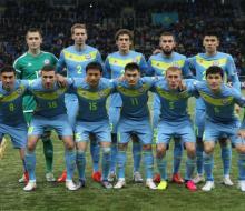 Казахстан сыграл вничью с Румынией