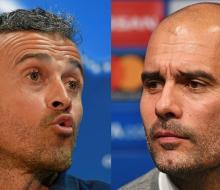 Энрике считает Гвардиолу лучшим тренером в мире