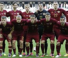 Сборная России показала исторический минимум в рейтинге ФИФА
