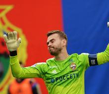 Акинфеев пропустил в 43-м матче Лиги чемпионов