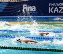 Что предстоящий «Чемпионат мира ФИНА по водным видам спорта 2015» готовит казанц